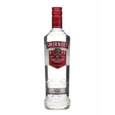 Smirnoff Vodka 37.5%, 1litre - Liquor Mart online gifts NZ