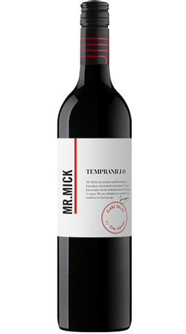 Mr. Mick Tempranillo 2012, 750ml - Liquor Mart