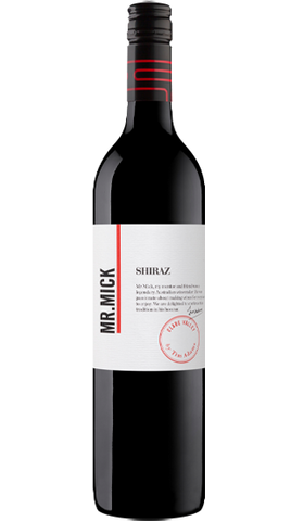 Mr. Mick Shiraz 2011, 750ml - Liquor Mart