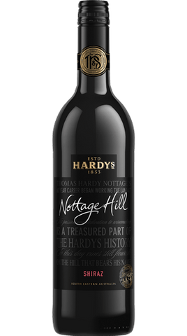 Hardys Nottage Hill Shiraz 2017 750ml
