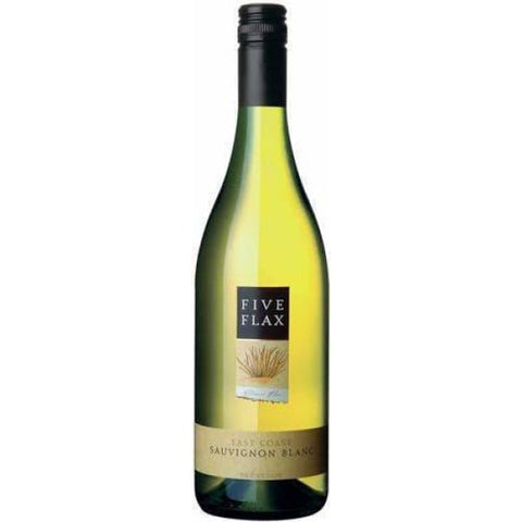 FIVE FLAX SAUV BLANC 750ML - Liquor Mart online gifts NZ