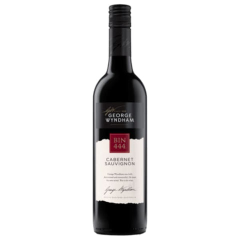 WYNDHAM Estate B444 CAB SAUV750ML - Liquor Mart online gifts NZ