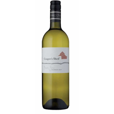 COUPERS SHED HB Pinot Gris 750ML - Liquor Mart online gifts NZ