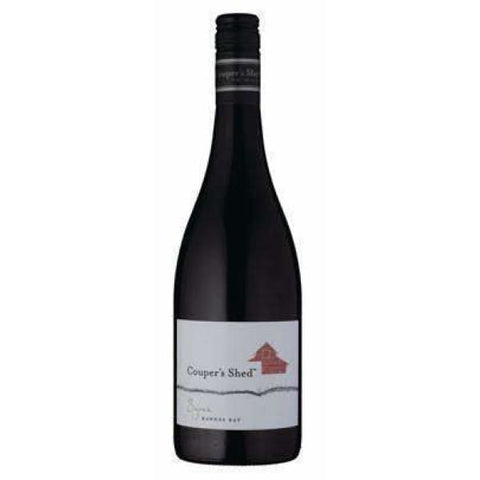 COUPERS SHED HB SYRAH 750ML - Liquor Mart online gifts NZ