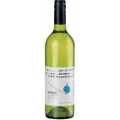 Fat Bird Pinot Gris 750ml - Liquor Mart online gifts NZ