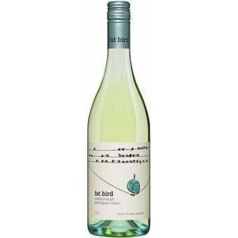 Fat Bird Sauv Blanc 750ml - Liquor Mart online gifts NZ