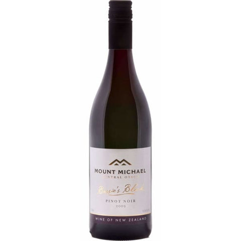 Mt Michael Pinot Noir 750ml - Liquor Mart online gifts NZ
