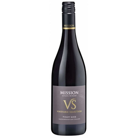 Mission VS PInot Noir 750ml - Liquor Mart online gifts NZ