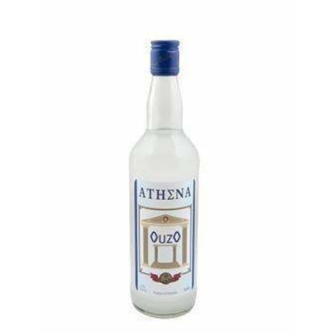 Athena Ouzo 700ML - Liquor Mart online gifts NZ