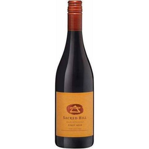 SACRED HILL MARL P/NOIR 750ML - Liquor Mart online gifts NZ