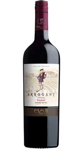Arrogant Frog Croak Rotie Shiraz 2018 750ml