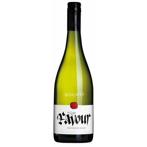 The Kings Favour Sauv Blanc 750ml - Liquor Mart online gifts NZ