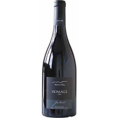 Trinity Hill Homage Syrah 750ml - Liquor Mart online gifts NZ