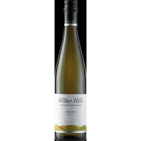 Wither Hills Riesling 750ml - Liquor Mart online gifts NZ