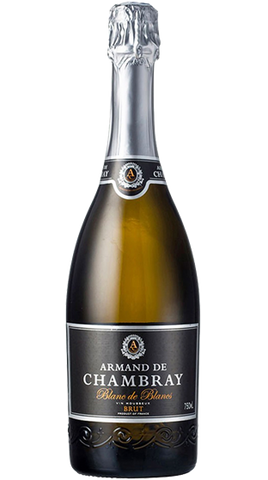 Armand de Chambray Blanc de Blancs Brut, 750ml - Liquor Mart