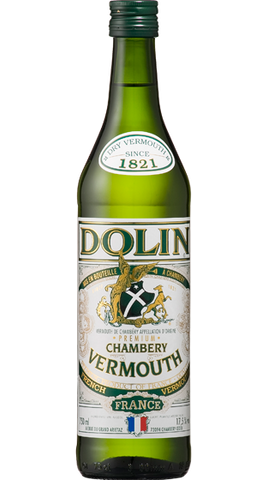 Dolin Vermouth Dry, 750ml - Liquor Mart