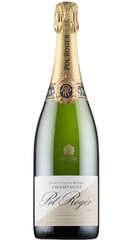 Pol Roger Cuvee Rich NV, 750ml - Liquor Mart