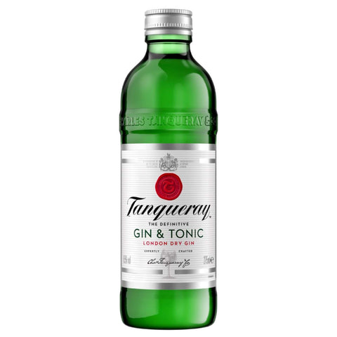 Tanqueray Tonic 5.3% 275ml s 6x4 Pack