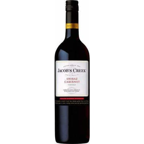 JACOBS CK SHIRAZ CAB 750ML - Liquor Mart online gifts NZ
