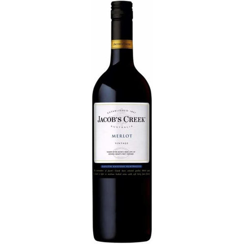 JACOBS CK MERLOT 750ML - Liquor Mart online gifts NZ