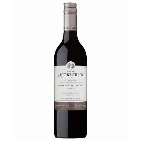 JACOBS CK CAB SAUVIGNON 750ML - Liquor Mart online gifts NZ