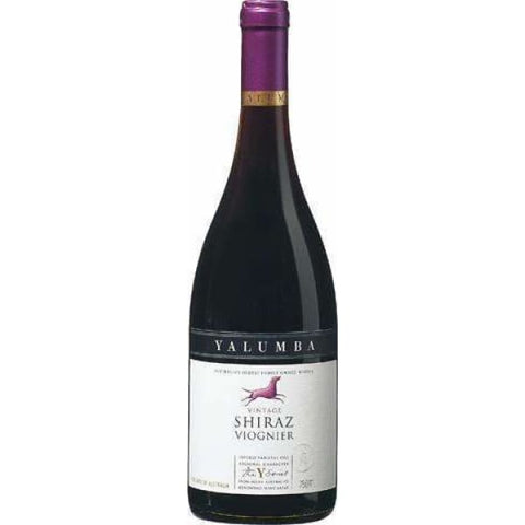 Yalumba Y Shiraz Viognier 750ml - Liquor Mart online gifts NZ