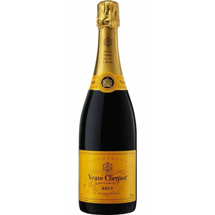 Veuve Clicquot Yellow Label 12%, 750ml - Liquor Mart online gifts NZ