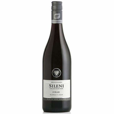 Sileni Estate Cellar Selection Syrah 12%, 750ml - Liquor Mart online gifts NZ