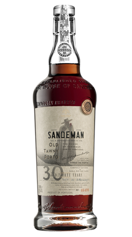 Sandeman 30 Year Old Port, 750ml - Liquor Mart