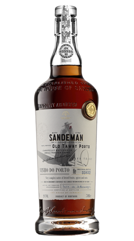 Sandeman 40 Year Old Port, 750ml - Liquor Mart