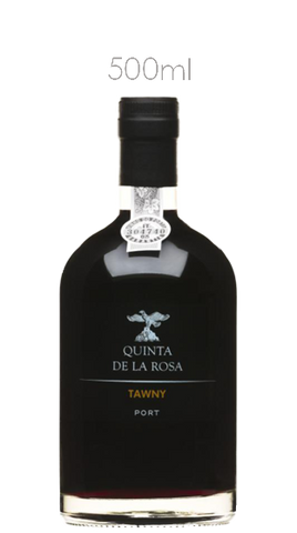 De La Rosa Tawny Port, 500ml - Liquor Mart