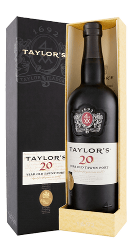 Taylor'S 20 Year Old Port - 'Gift Box'