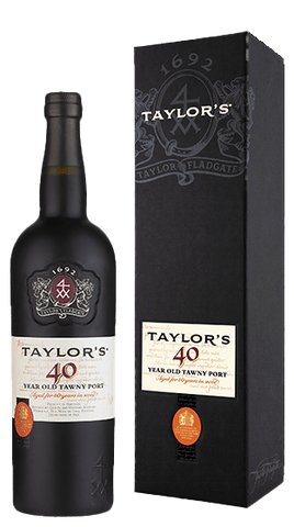 Taylor'S 40 Year Old Port - 'Gift Box'