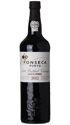 Fonseca 'Unfiltered' Lbv Port 2012