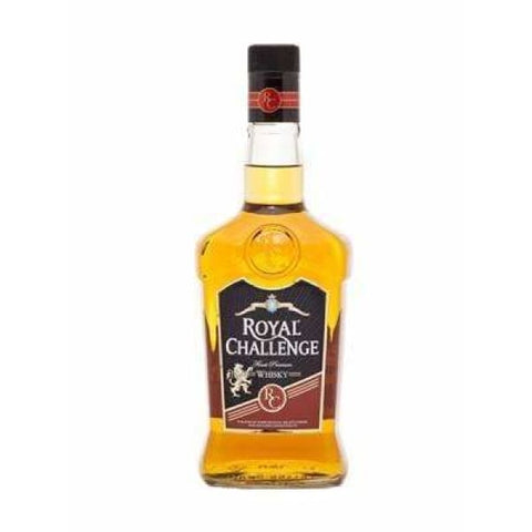 Royal Challenge 750ml - Liquor Mart online gifts NZ