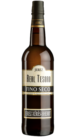 Real Tesoro Fino Seco, 750ml - Liquor Mart