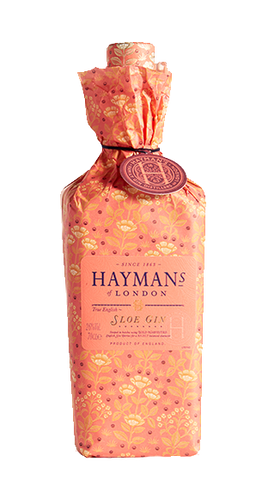Haymans Gin Sloe Christmas Gift Wrapped 700ml