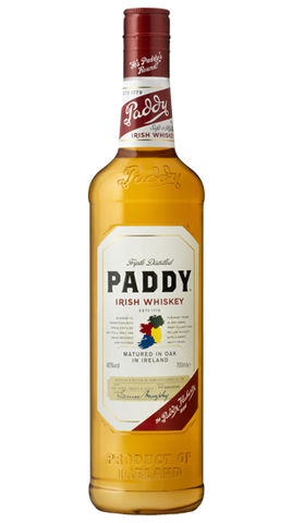 Paddy Irish Whiskey  700ml
