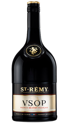 St Remy Brandy VSOP, 1000ml - Liquor Mart