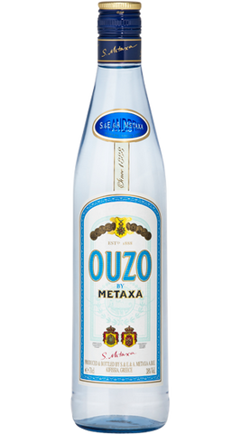Metaxa Ouzo, 700ml - Liquor Mart