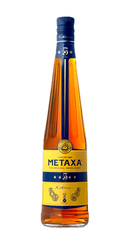 Metaxa 5 Star, 700ml - Liquor Mart