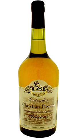 Christian Drouin Calvados Selection  700ml