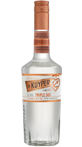 De Kuyper Triple Sec, 700ml - Liquor Mart