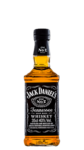 Jack Daniel's Old No 7, 350ml - Liquor Mart