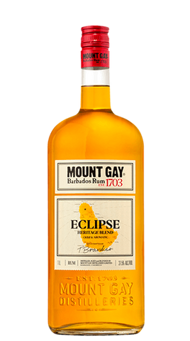 Mount Gay Rum Eclipse, 1000ml - Liquor Mart