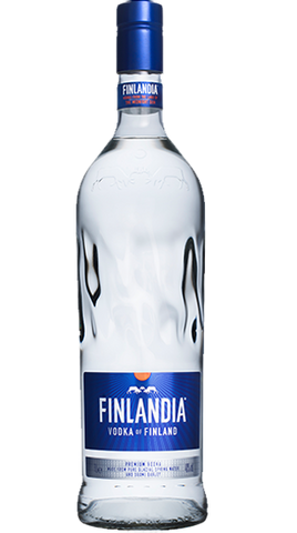 Finlandia Vodka, 1000ml - Liquor Mart