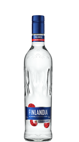 Finlandia Vodka Cranberry, 700ml - Liquor Mart