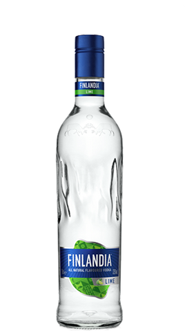 Finlandia Vodka Lime, 700ml - Liquor Mart