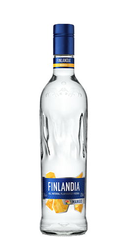 Finlandia Vodka Mango, 700ml - Liquor Mart