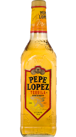 Pepe Lopez Gold, 700ml - Liquor Mart